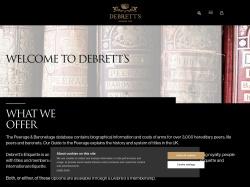 Debretts.com