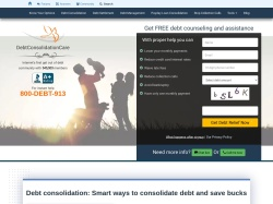 DebtConsolidationCare