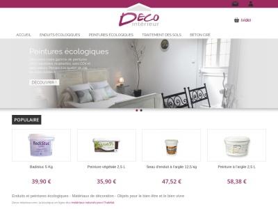 Deco-Interieur.com : experts de l'enduit à la chaux
