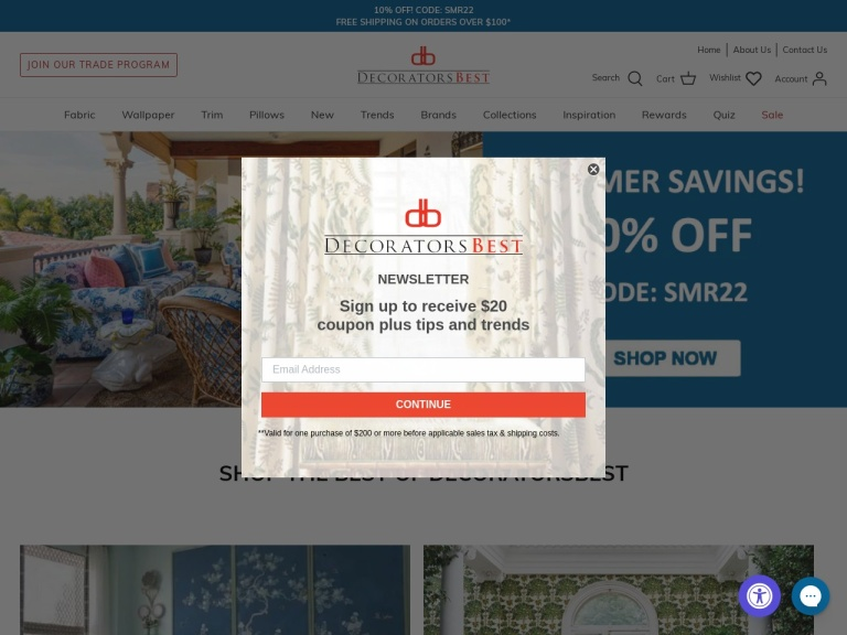 DecoratorsBest Coupon Codes