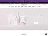 Decorte Cosmetics Accessories Health & Beauty Fast Coupon & Promo Codes