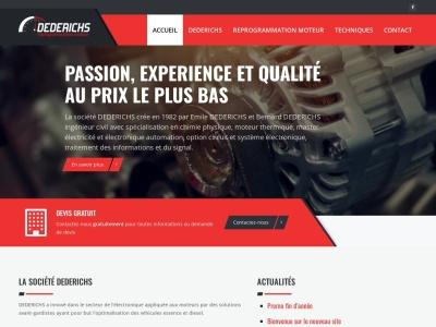 Optimisation de moteur : Dederichs