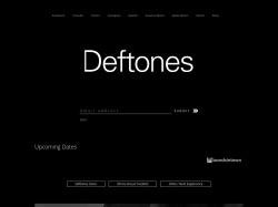 Deftones.com