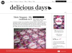 delicious:days