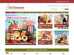 Delimann.co.uk coupon codes January 2018