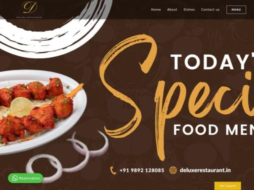 Deluxe Restaurant – Best Restaurants In Kurla