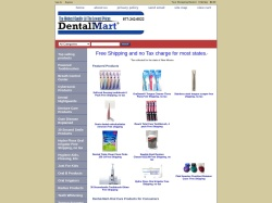 Dental-mart.com coupon codes June 2019