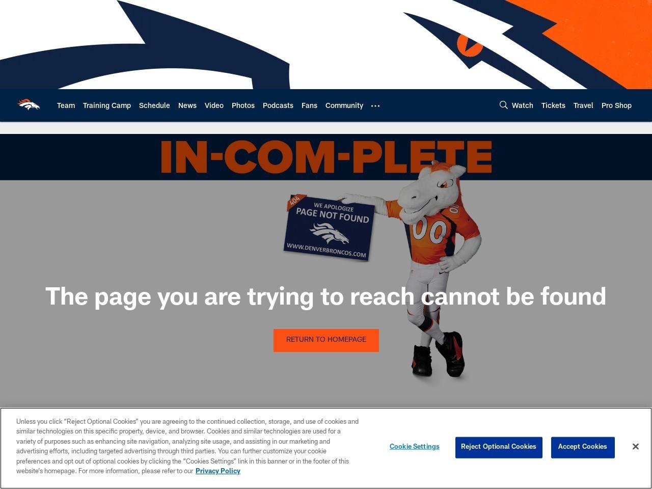 Mason's top five Broncos tight ends