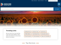 Denvergov coupon codes December 2017