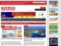 www.der-farang.com Vorschau, Der Farang. Zeitung für Urlauber und Residenten in Thailand
