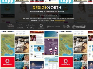 Screenshot for designnorth.ie