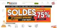 Code promo Destock Meubles et bon de réduction Destock Meubles