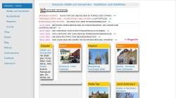 www.deutsche-staedte.de Vorschau, Deutsche Städte