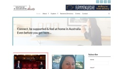www.deutscheinmelbourne.net Vorschau, Deutsche in Melbourne