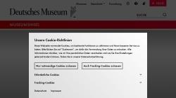 www.deutsches-museum.de Vorschau, Deutsches Museum