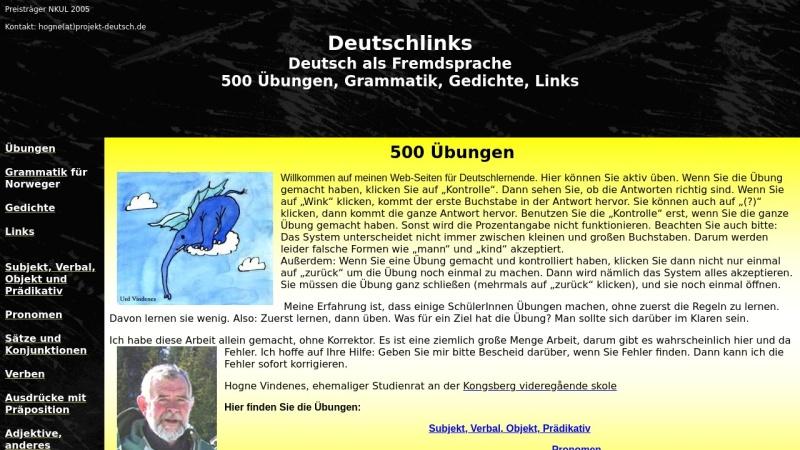 www.deutschlinks.net Vorschau, Deutschlinks