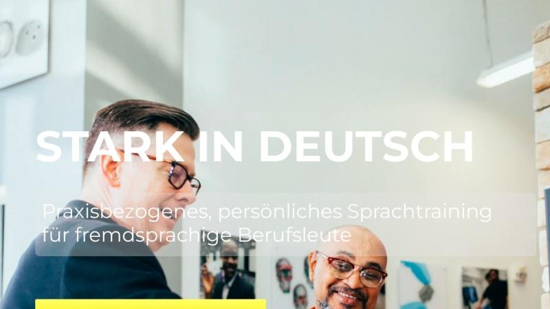 www.deutschtrainer.ch Vorschau, Deutschtrainer