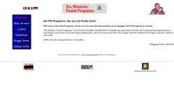 www.dh3ww.de Vorschau, WPP - Ein Windows Packet Programm