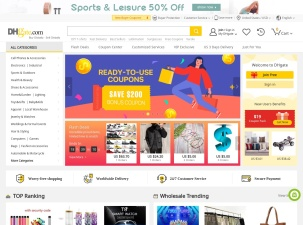 Магазин Интернет-гипермаркет dhgate.com