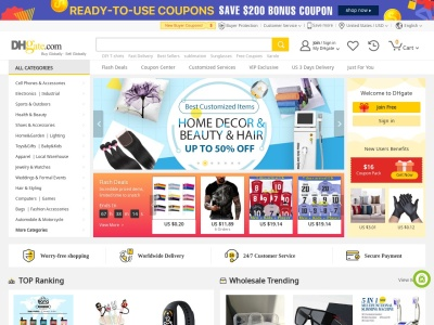 Wholesale – Buy China Wholesale Products from Chinese Wholesalers on DHgate.com