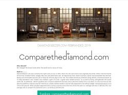 Diamondgeezer coupon codes March 2019