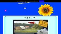 www.die-pferdepension.de Vorschau, Pferdepension & Ponyhof Kaata GbR