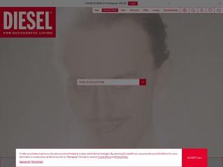 diesel.com үшін скриншот