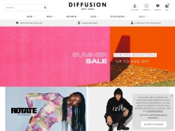 Diffusion Online