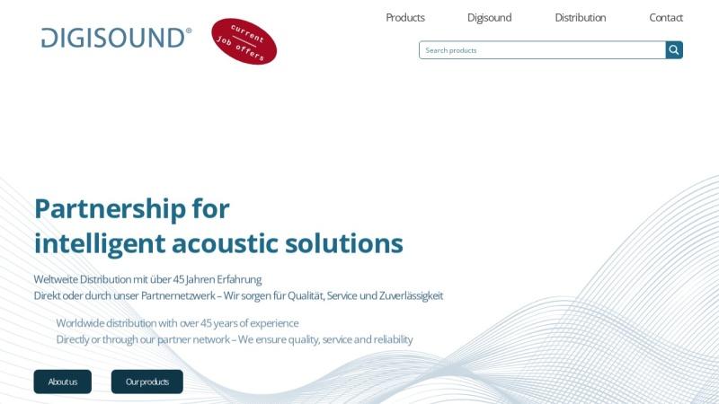 www.digisound.de Vorschau, Digisound-Electronic GmbH