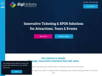 Digitickets.co Promotional Codes & Discount Codes