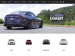 Dinan Carbon Fiber Cold Air Intake for BMW F80 M3 F82 F83