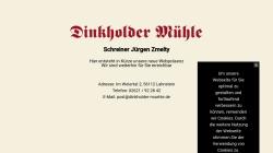www.dinkholder-muehle.de Vorschau, Jürgen Zmelty, Dinkholder Mühle