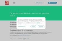 40 € offerts pour les bonus 50 chez Direct Assurance