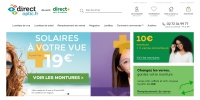 Code promo Direct Optic et bon de réduction Direct Optic