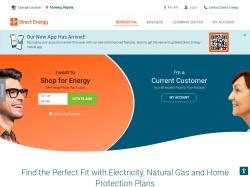 Direct Energy screenshot