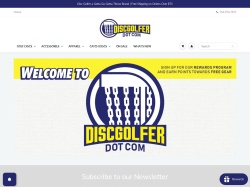 Discgolfer coupon codes December 2017
