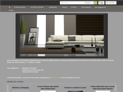 Discount-Design.fr : produits design à prix discount