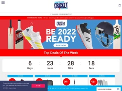 Discount Cricket Outlet