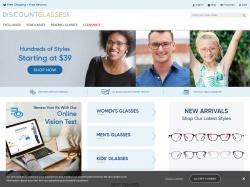 Discount Glasses screenshot