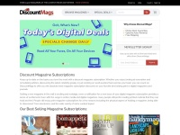 DiscountMags.com Fast Coupon & Promo Codes