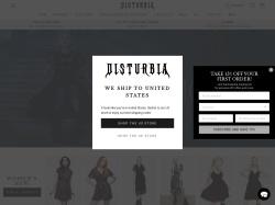 Disturbia Clothing UK