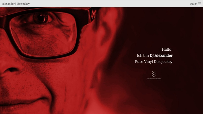 www.dj-alexander.ch Vorschau, DJ Alexander