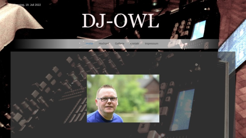 www.dj-owl.de Vorschau, DJ Owl