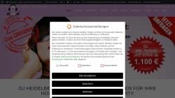 www.djcall.de Vorschau, DJcall.de Andreas Scheller