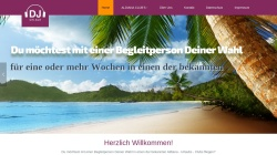 www.djurlaub.de Vorschau, DJ Urlaub