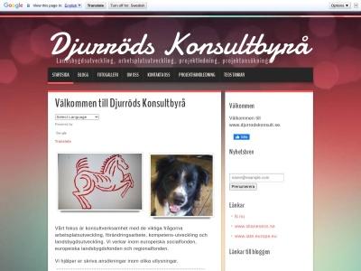www.djurrodskonsult.se