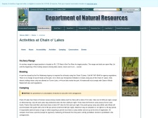 http://www.dnr.illinois.gov/Parks/Activity/Pages/ChainOLakes.aspx