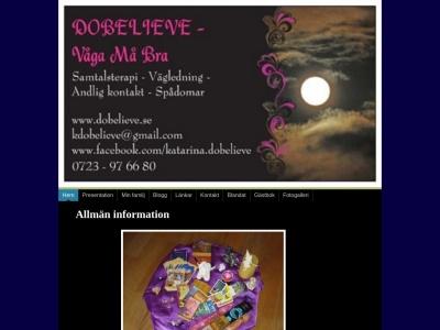 www.dobelieve.se