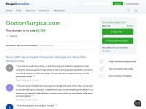 Surgical manufacture Pakistan – DoctorsSurgical