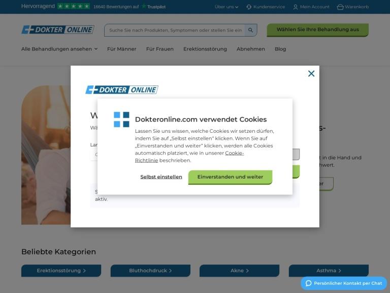 Dokteronline- Apotheke Mit Top-verdienst Möglichkeiten screenshot